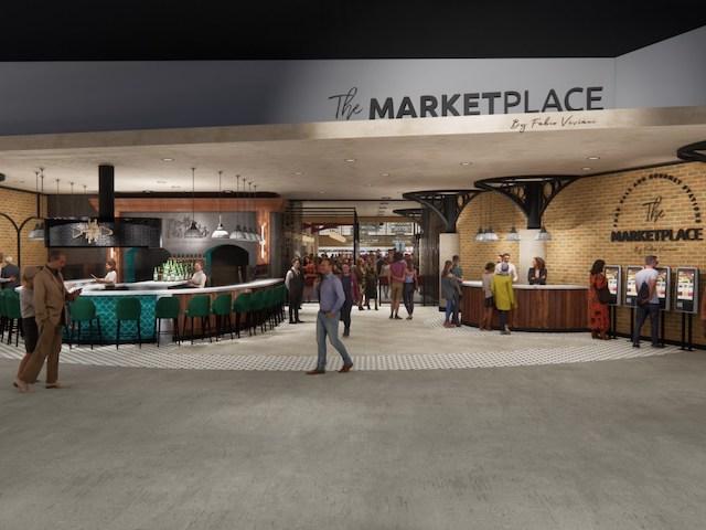 The Marketplace by Fabio Viviani