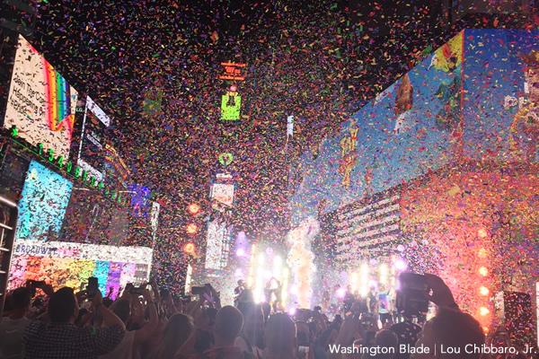 WorldPride Closing Ceremony 2019