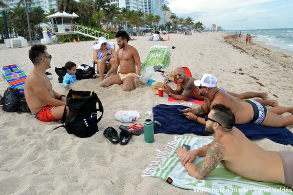 Fort Lauderdale Beach Gays