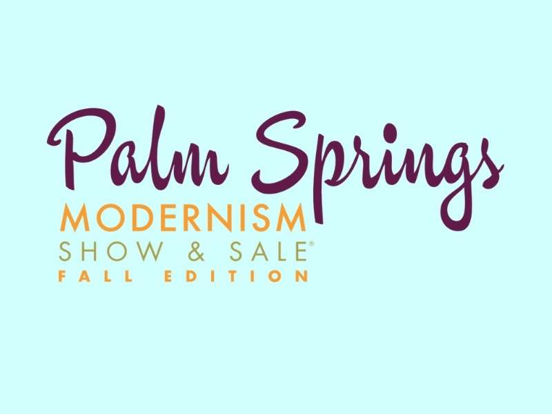 Modernism Show Sale 2021
