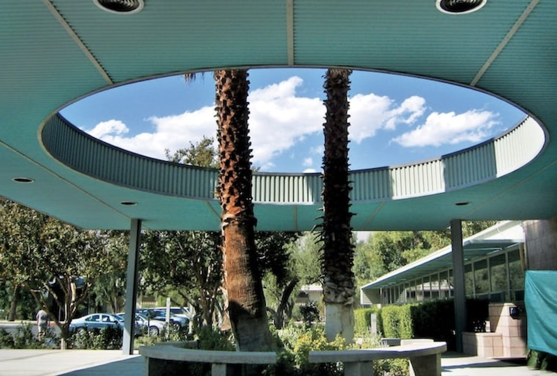 Palm Springs City Hall Civic Architecture
