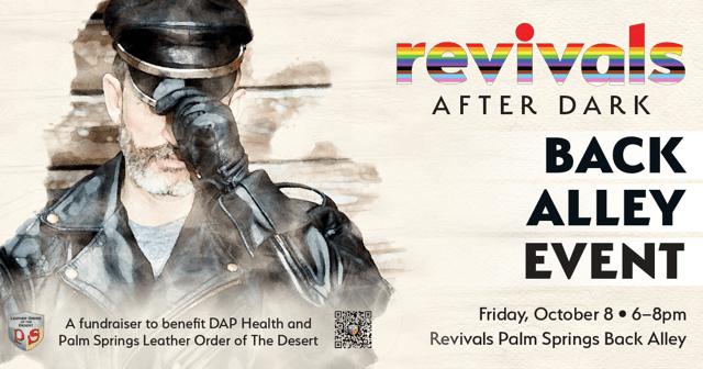 Revivals After Dark Event