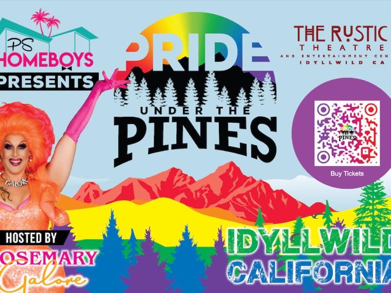 2021 Pride Under the Pines