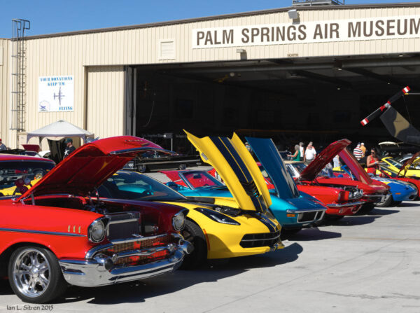 Chili Cook Off and Car Show