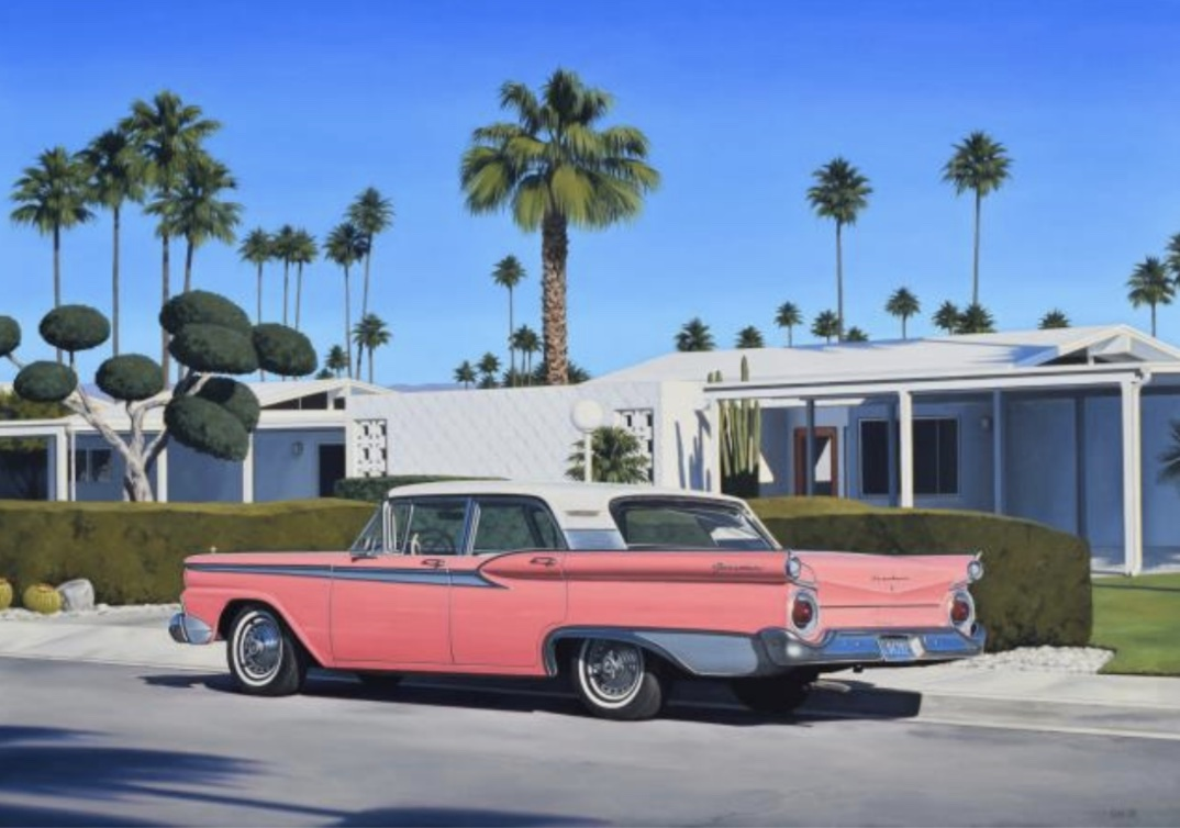 Danny Heller Canyon View Galaxie