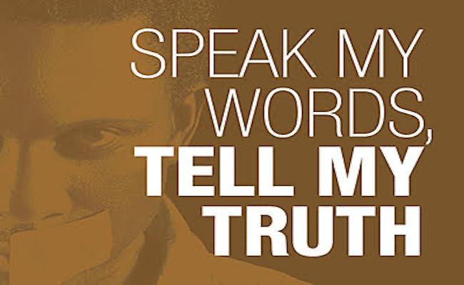Speak My Words