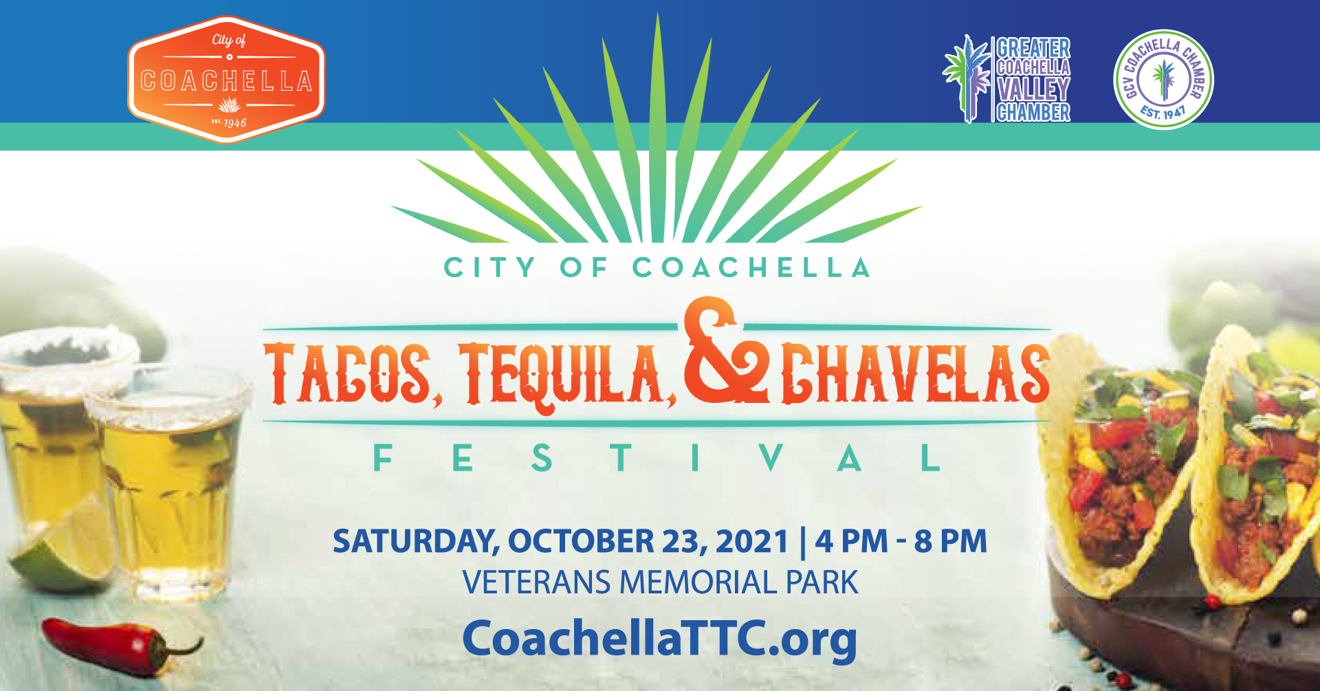 Tacos, Tequila and Chavelas