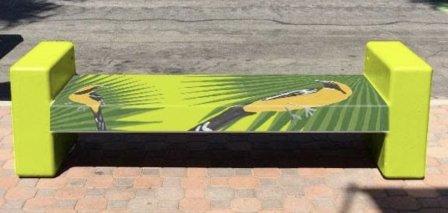 Bench Concept by Jessyca Frederick