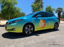 Desert Wraps GDG Nissan Leaf