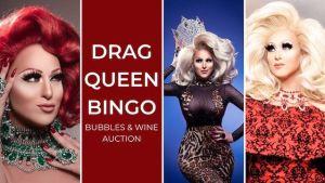 Drag Queen Bingo Bubbles & Wine