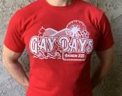 Gay Days Anaheim 2020 tshirt