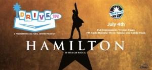 Hamilton Drive-in July 4 2020