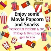 Mary Pickford Popcorn Friday Saturday