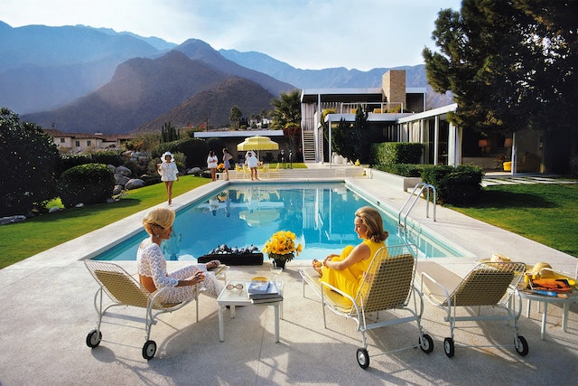 Pandemic Housing Market Silicon Valley Palm Springs