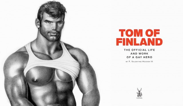 Tom of Finland Biography Book