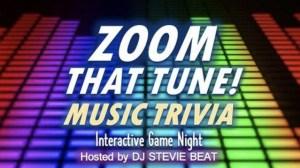 Zoom That Tune Music Trivia Stevie Beat