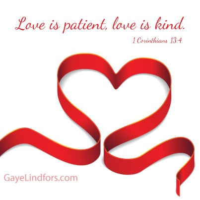 Love is Patient and Kind