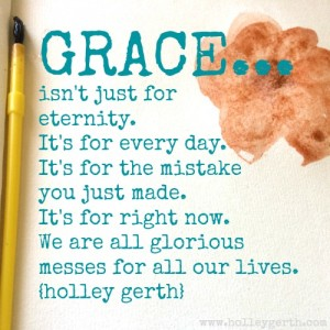 Grace by Holley Gerth