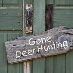 Deer Hunting in Mom's Words