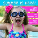 A Soul-Soothing Summer Plan