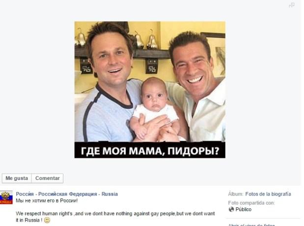 Homofobia - Rusia
