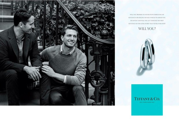 TIFFANY&CO Will You?