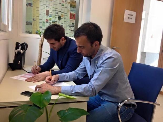 Alejandro Amenábar y David Blanco a punto de dar el si quiero