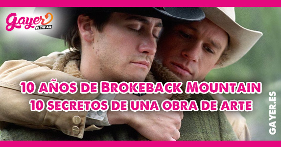 10 SECRETOS DE BROKEBACK MOUNTAIN