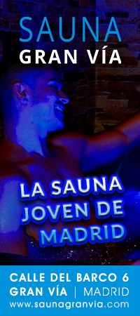 SAUNA GRAN VÍA - MADRID