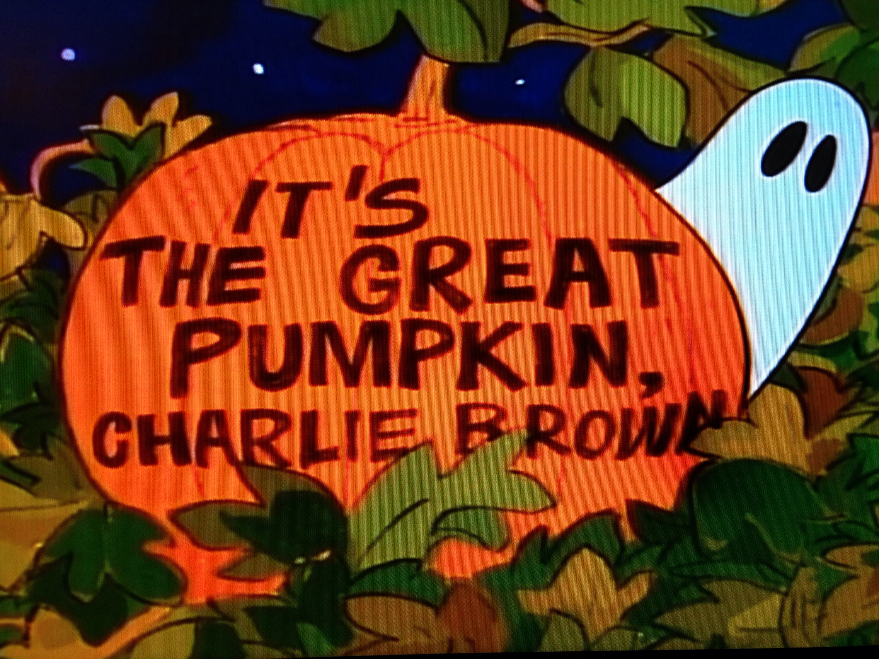 We Are All Made Of Stars It S The Great Pumpkin Cake