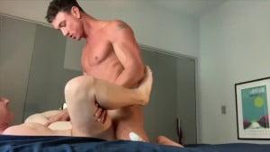 Fuck of my Dreams: Cade Maddox Breeds me Raw with his Huge Cock & Muscle
