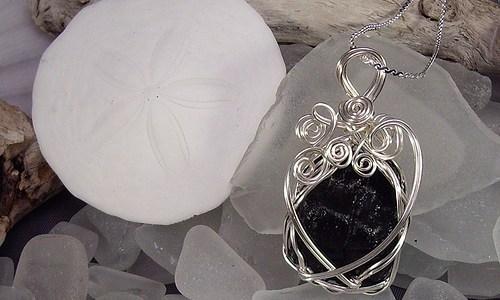Coal Pendants