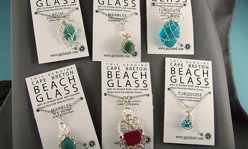 More Beach Glass