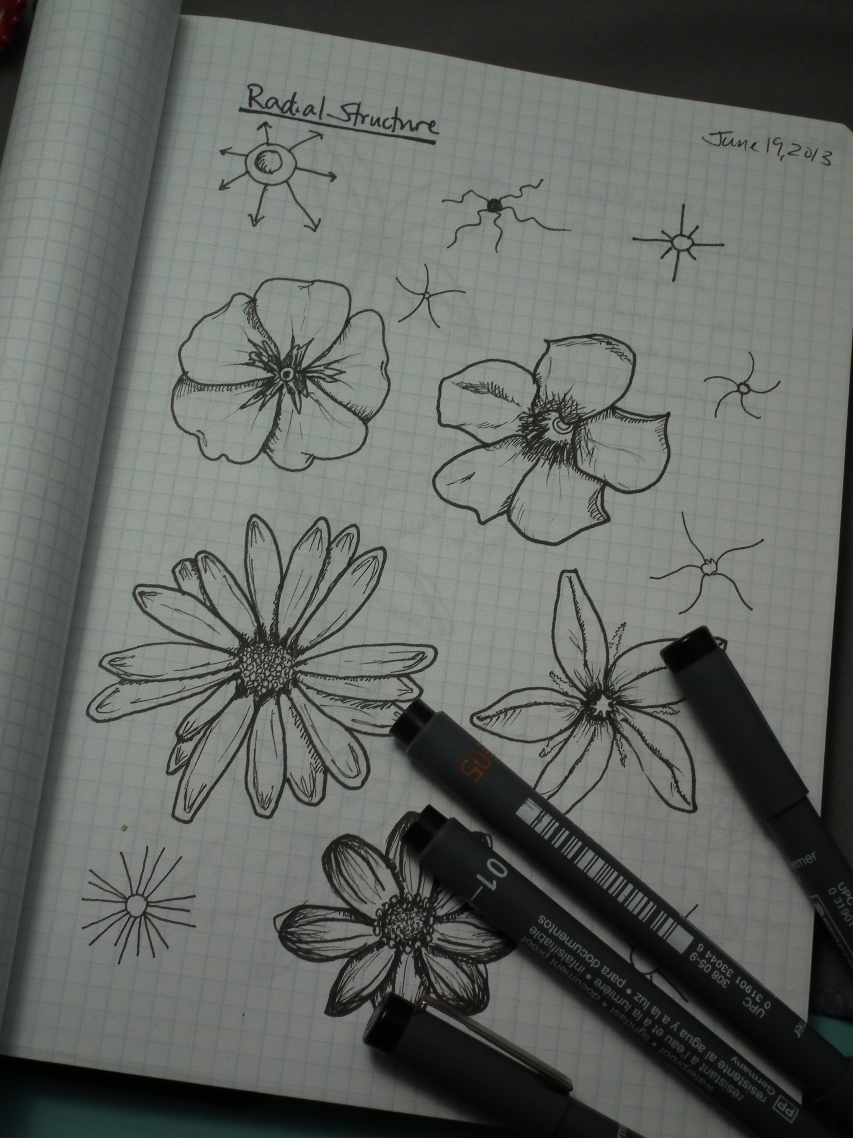 Think and Design: #1 – The Flower
