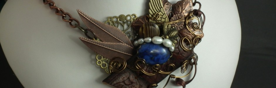 Hood Ornaments – no, wait, I meant Statement Necklaces!