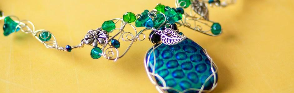Freeform Wire Art Jewelry – Photographer Interview