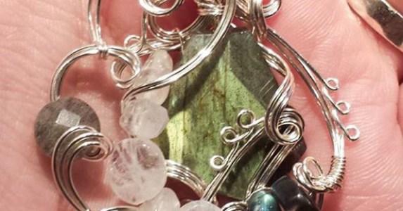 Gemstone Focus Pendants