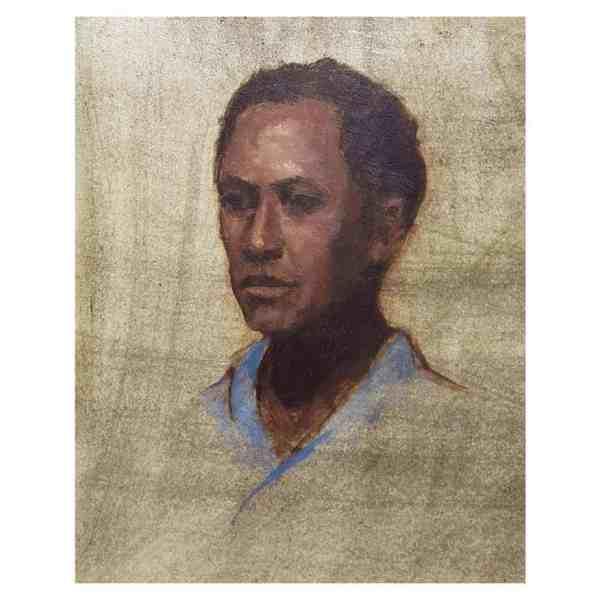 Portrait Sketch of a Man - #1