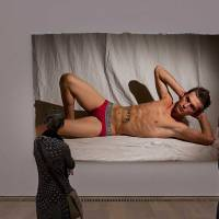 On Canvas- gay art male art by Michael Taggart Photography