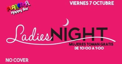 Ladies Night | Lázaro Cárdenas