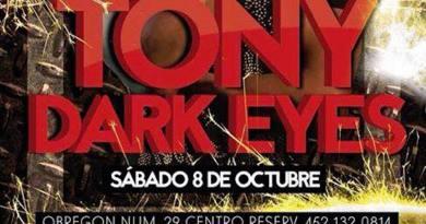 Tony Dark Eyes | Uruapan