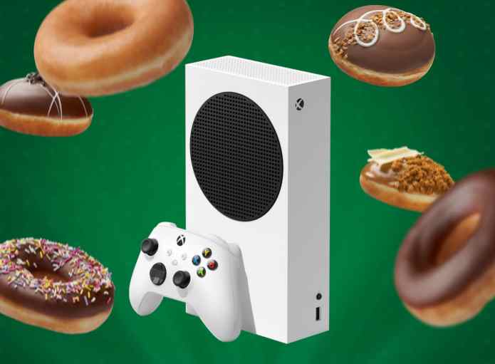 Krispy Kreme collab with Xbox gives fans a chance to win big - Gayming  Magazine