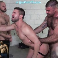 EricVideos - Fucked In A Parking Lot - Andre Madd, Dimitri Venum & Jose