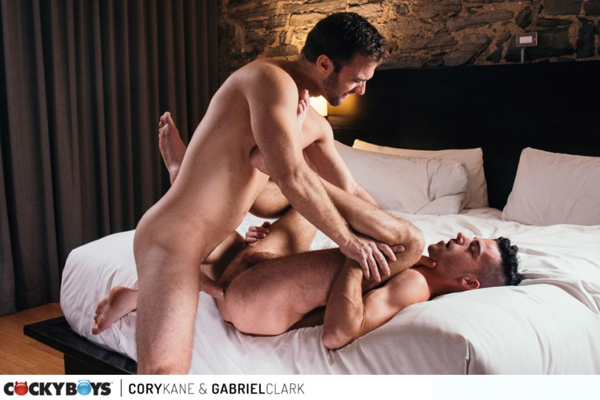 Cory Kane and Gabriel Clark