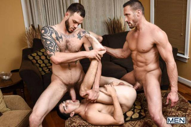 Coffee Time Cliff Jensen, Damien Kyle, Myles Landon