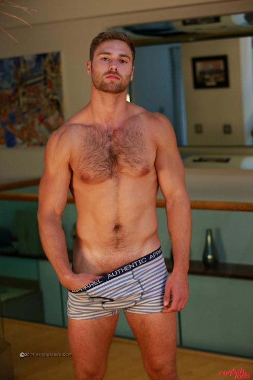 Gay porn star Tom Lawson
