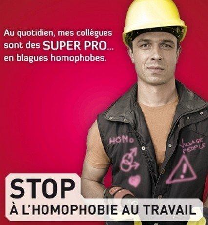 Homophobie-au-travail