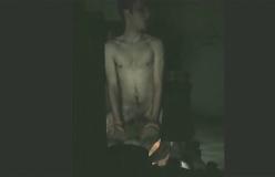 Gay dando o cuzinho pro colega de quarto antes de dormir