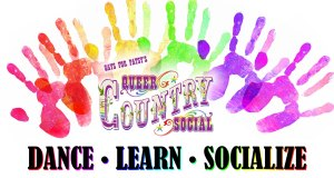 queer country social graphic