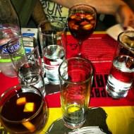 Drinks at Tapas Bar